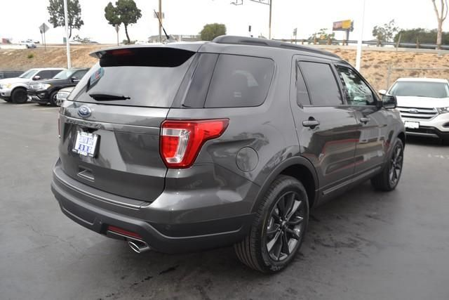 2018 Ford Explorer XLT FWD