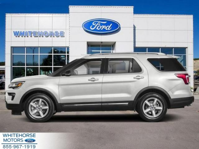 2018 Ford Explorer XLT  - Leather Seats - $235 B/W