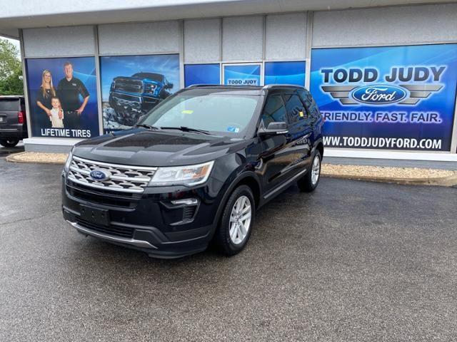 2018 Ford Explorer XLT 4WD