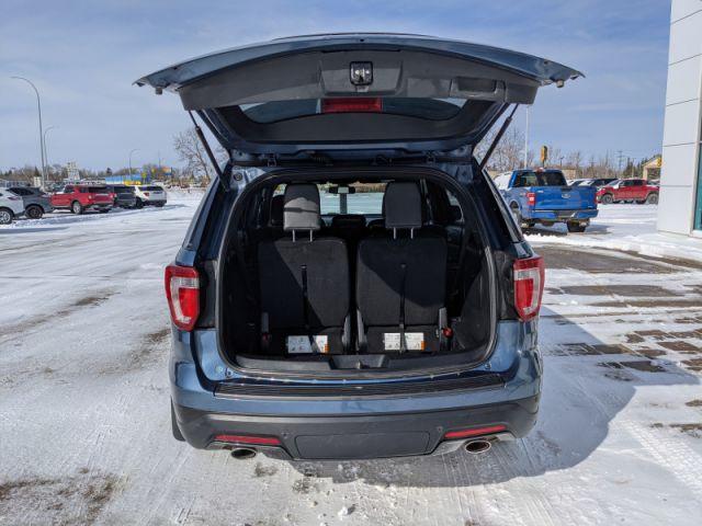2018 Ford Explorer XLT  - XLT APPEARANCE PACKAGE