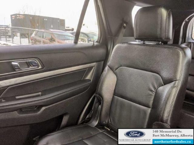 2018 Ford Explorer XLT  |3.5L|Rem Start|Nav|Twin Panel Moonroof