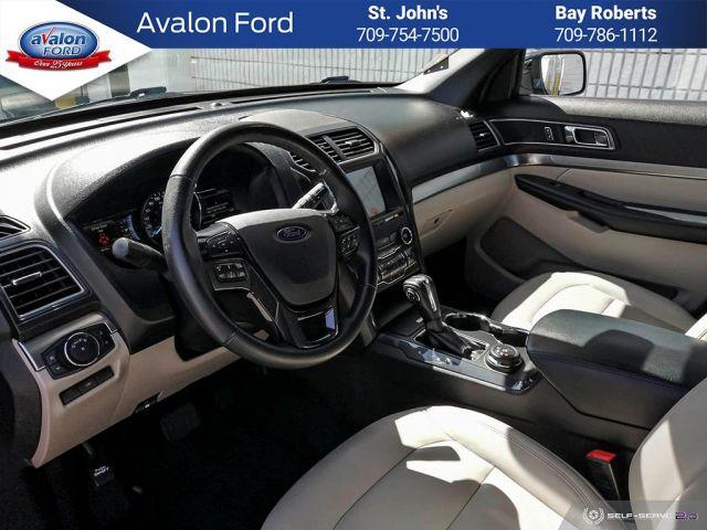 2018 Ford Explorer XLT - 4WD
