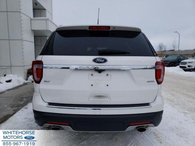 2018 Ford Explorer XLT  - $235 B/W