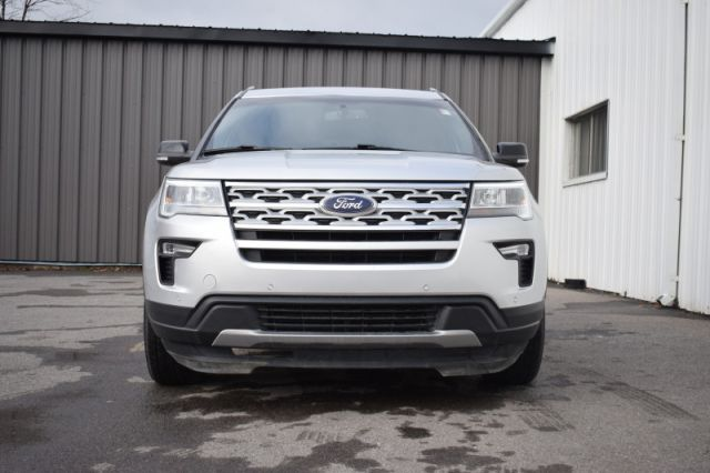 2018 Ford Explorer XLT  | 4WD | 3RD ROW |