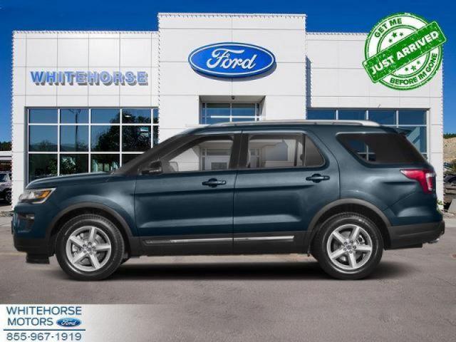 2018 Ford Explorer XLT  - $269 B/W