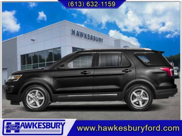 2018 Ford Explorer 4WD  -  Bluetooth