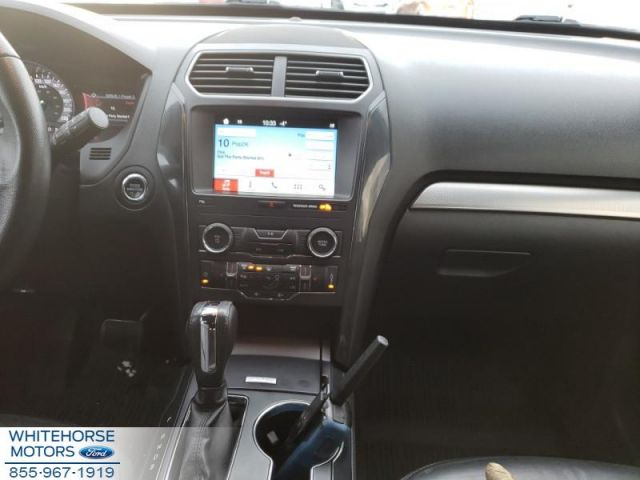 2018 Ford Explorer XLT  -  Bluetooth - $229 B/W