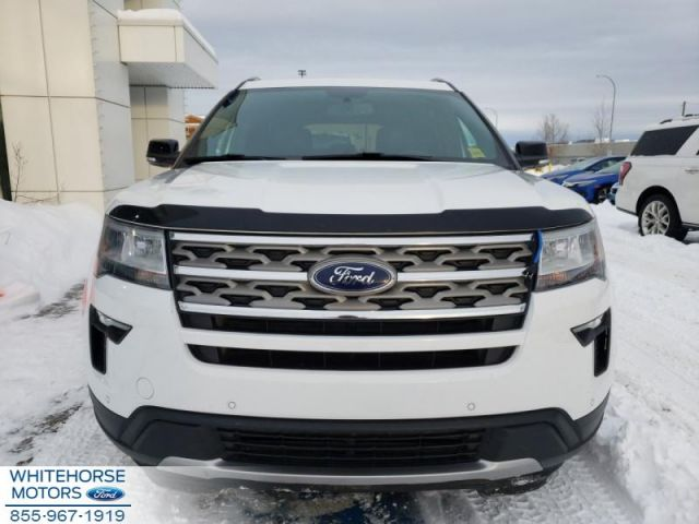 2018 Ford Explorer XLT  -  Bluetooth - $229 B/W