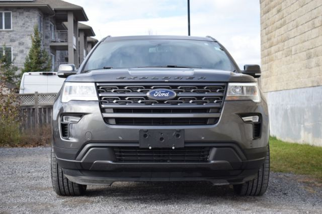 2018 Ford Explorer XLT  -  Bluetooth