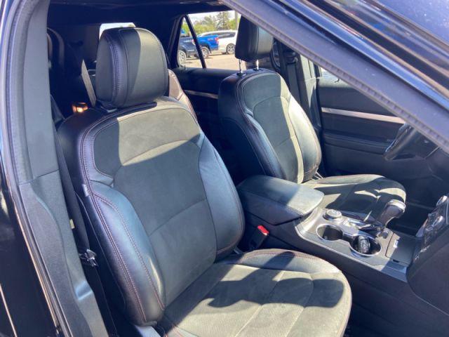 2018 Ford Explorer XLT  - Sunroof - $207 B/W