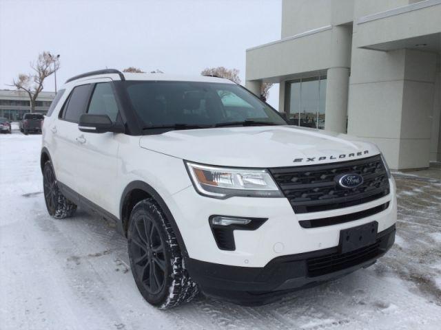 2018 Ford Explorer XLT  -  Bluetooth