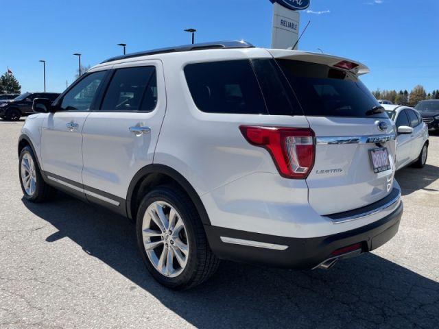 2018 Ford Explorer Limited  - One owner - Navigation