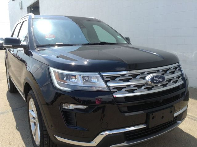 2018 Ford Explorer 4 Door Sport Utility