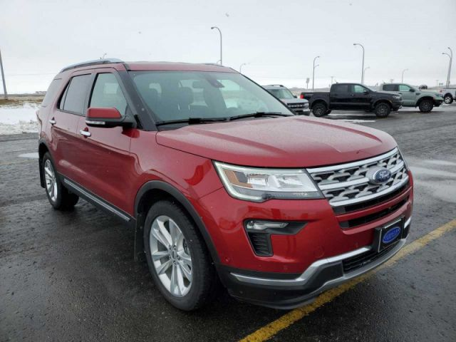 2018 Ford Explorer Limited  $159 / wk