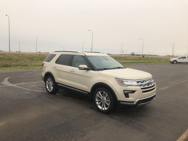 2018 Ford Explorer Limited  $159 weekly