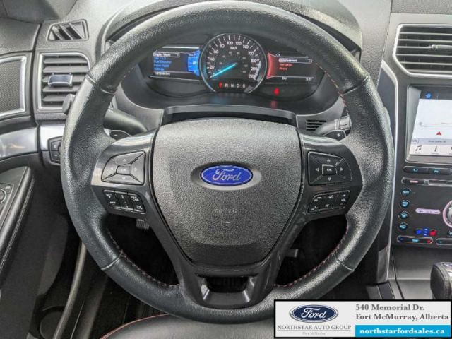 2018 Ford Explorer Sport  |ASK ABOUT NO PAYMENTS FOR 120 DAYS OAC