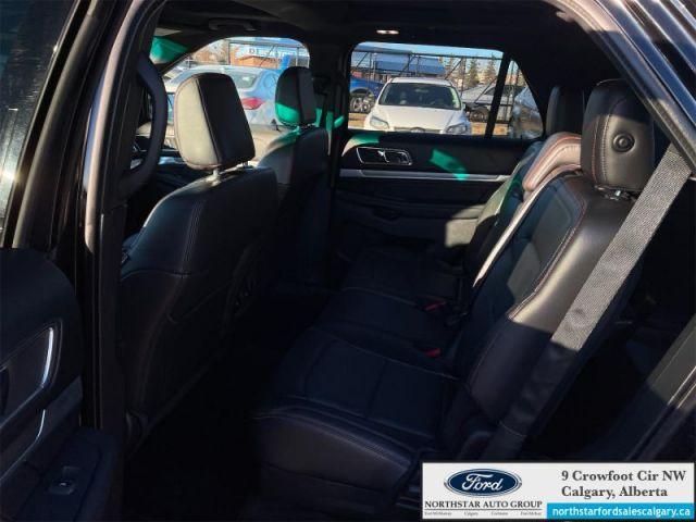 2018 Ford Explorer Sport   SPORT  ECOBOOST  MOONROOF   - $265 B/W