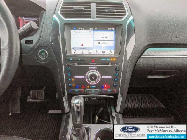 2018 Ford Explorer Sport   3.5L Rem Start Nav Twin Panel Moonroof