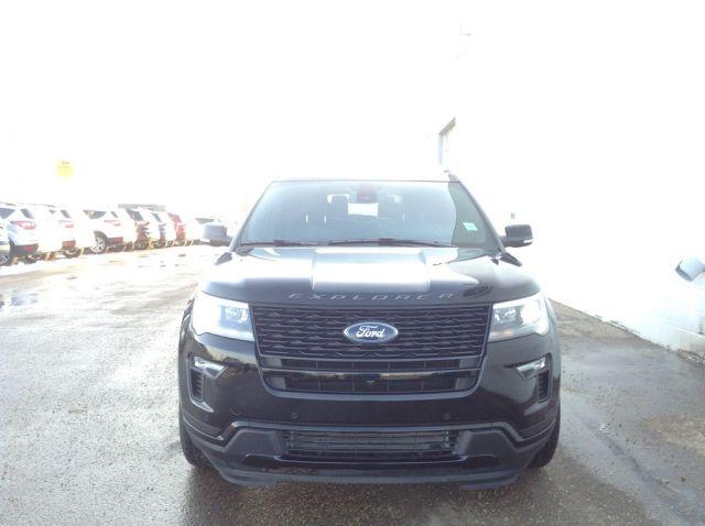 2018 Ford Explorer 4 Door Sport Utility