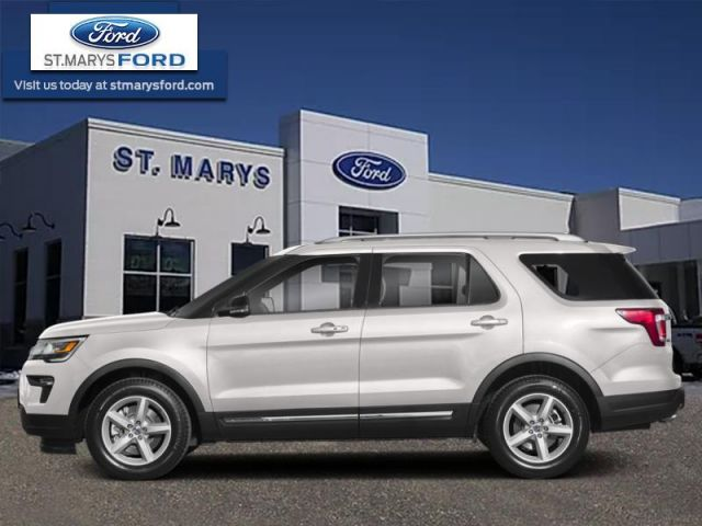 2018 Ford Explorer Sport  - Navigation -  Leather Seats - $275 B/W