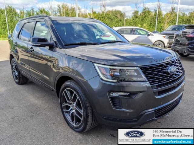 2018 Ford Explorer Sport  |CERTIFIED PRE-OWNED|ASK ABOUT NO PAYMENTS FOR 120 DAYS O