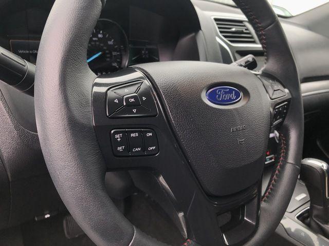 2018 Ford Explorer Sport 4WD