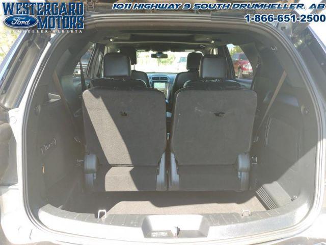 2018 Ford Explorer Sport  - Navigation -  Leather Seats