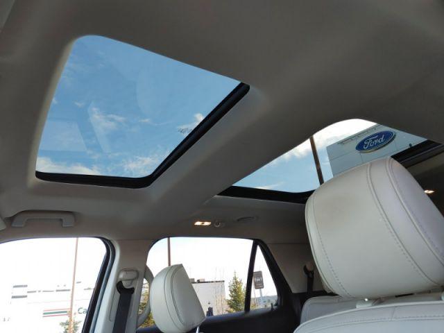 2018 Ford Explorer Platinum  - Sunroof -  Navigation - $320 B/W