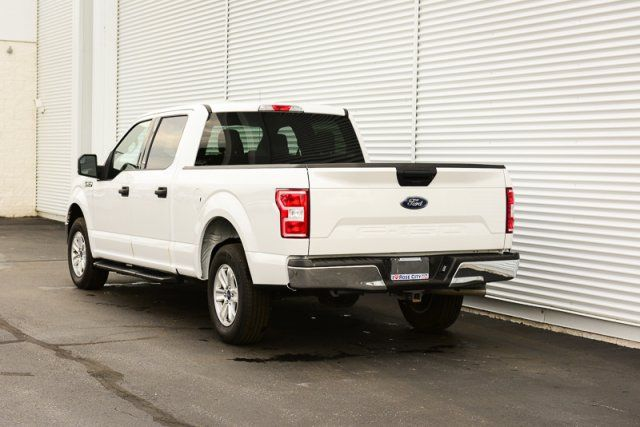 2018 Ford F-150 XLT 5.0L V8 / ACCIDENT FREE / TRAILER TOW PKG / BACK UP CAM