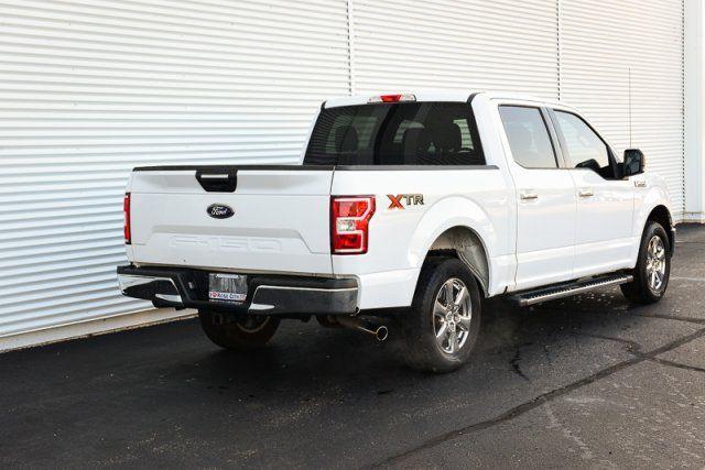 2018 Ford F-150 XLT / 5.0L V8 / TOW PKG / BACK UP CAM /