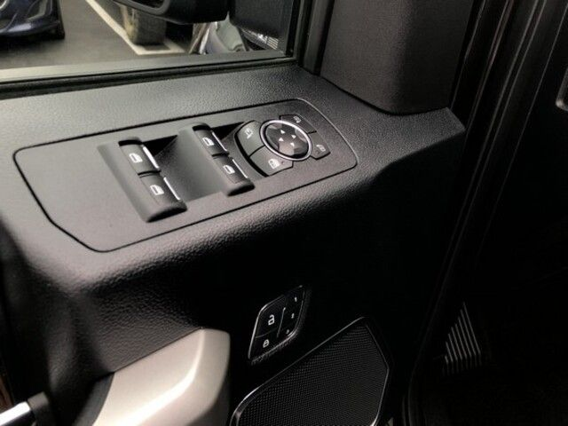 2018 Ford F-150 LARIAT 2WD SuperCrew 5.5 Box