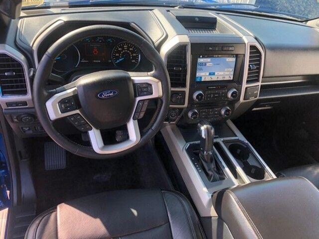 2018 Ford F-150 LARIAT 2WD SuperCrew 6.5 Box