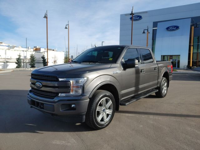 2018 Ford F-150 Lariat  |4.9% CPO UP TO 72 MONTHS|LEATHER|ROOF|SPORT  - $300 B/W