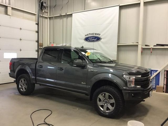 2018 Ford F-150 LARIAT-ONLY 18 819KM-FINANCE STARTING