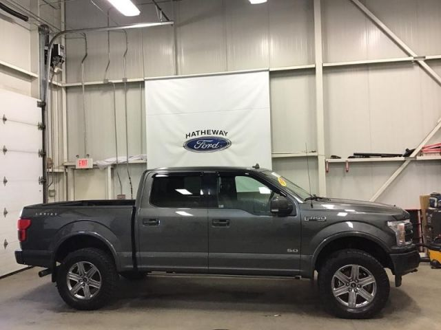 2018 Ford F-150 LARIAT-FINANCE STARTING