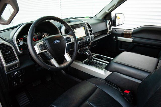 2018 Ford F-150 LARIAT / 360 CAM / HEATED LEATHER / MOON ROOF/ NAV/ TOWING PKG