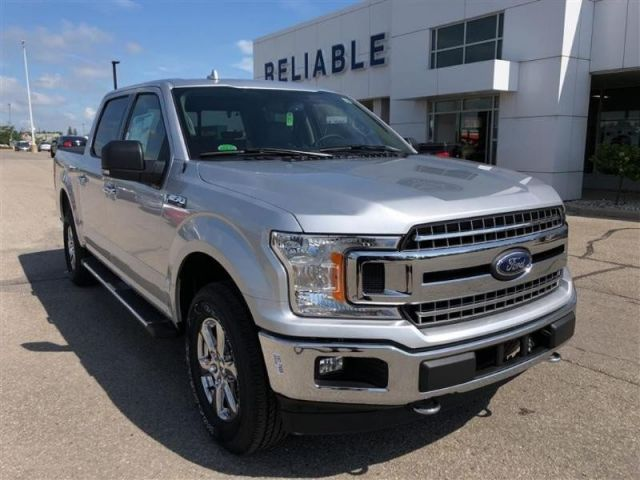 2018 Ford F-150 XLT  - Navigation - Sunroof - XTR Package - $296.40 B/W