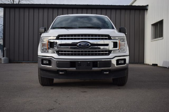 2018 Ford F-150 XLT  | 4X4 | BENCH SEAT