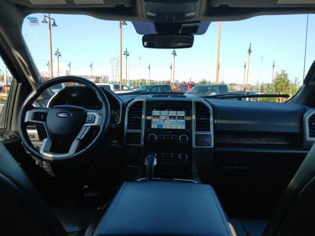2018 Ford F-150 Lariat  - $357 B/W