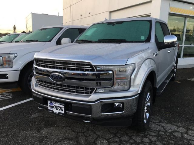 2018 Ford F 150 Lariat Ingot Silver 5 0l Ti Vct V8 Engine With Auto Start Stop Technology Dams Lincoln S Ltd