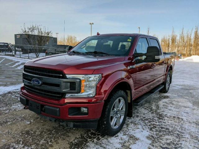 2018 Ford F-150 XLT  |2 YEARS / 40,000KMS EXTENDED POWERTRAIN WARRANTY INCLUDED
