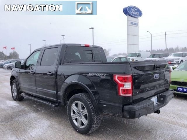 2018 Ford F-150 XLT  - Navigation - Sunroof - $299.69 B/W