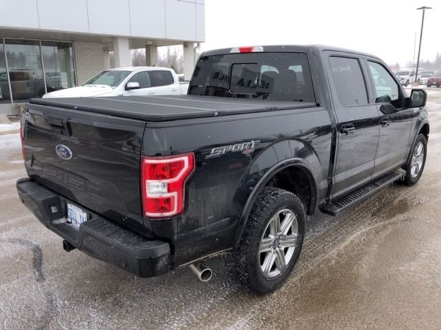 2018 Ford F-150 XLT  - Navigation - Sunroof - $281 B/W