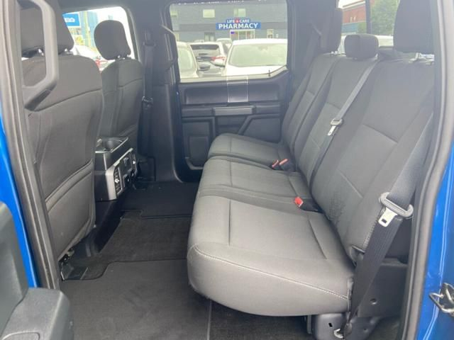 2018 Ford F-150 XLT-LOCAL-TRADE-IN-NAVIGATION-331 B/W