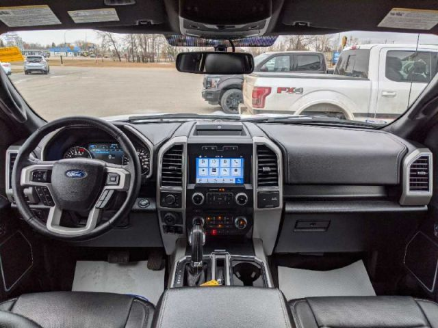 2018 Ford F-150 Lariat  - Leather Interior -  Heated Seats