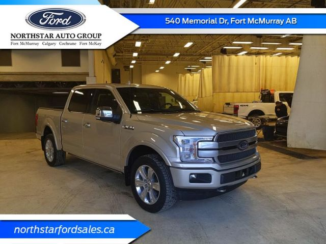 2018 Ford F-150 Platinum  |UP TO $10,000 CASH BACK O.A.C