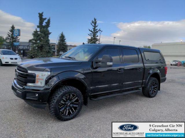 2018 Ford F-150 Lariat  - $369 B/W