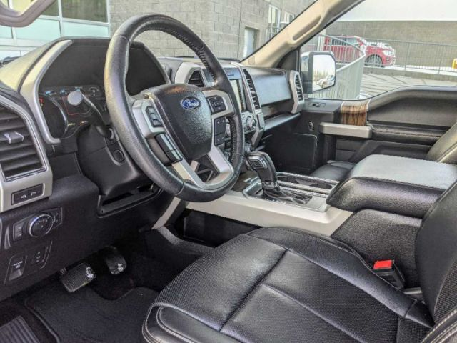 2018 Ford F-150 Lariat  |2 YEARS / 40,000KMS EXTENDED POWERTRAIN WARRANTY INCLUD
