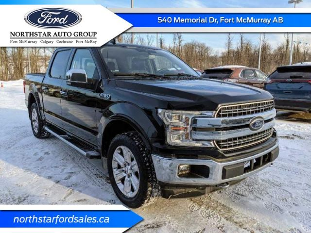 2018 Ford F-150 Lariat   2 YEARS / 40,000KMS EXTENDED POWERTRAIN WARRANTY INCLUD