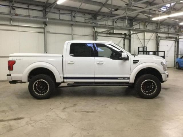 2018 Ford F-150 SHELBY-- UP CAMERA